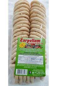 Biscoito de Polvilho Temperado - 100g - Zarpellom
