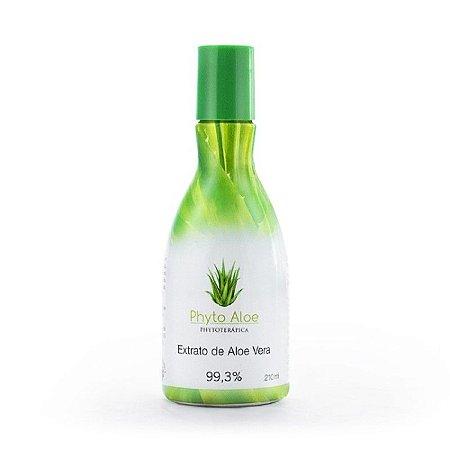 Extrato de Aloe Vera 99,3% - 210ml - Phytoterápica