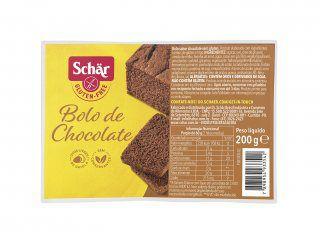 Bolo De Chocolate Sem Glúten - 200g - Schar