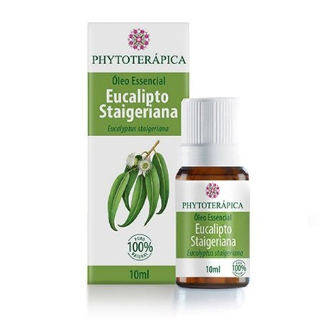 Óleo Essencial Eucalipto Staigeriana - 10ml - Phytoterapica