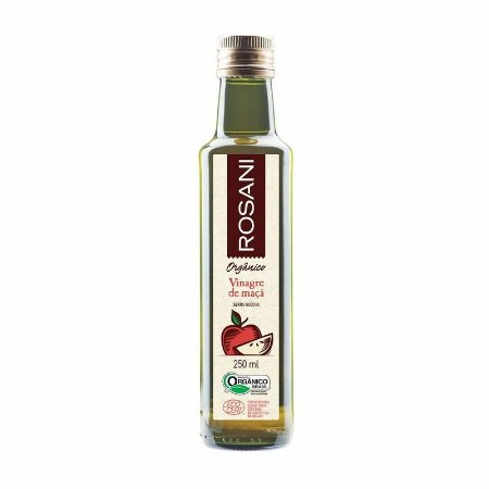 Vinagre de Maçã Orgânico - 250ml - Rosani