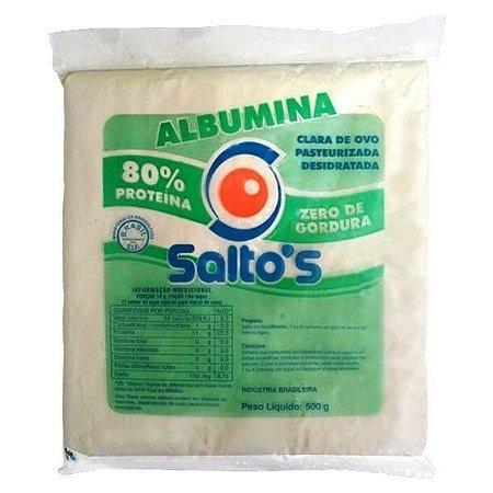 Albumina - 500g - Salto's