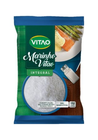 Sal Marinho - VITAO - 1kg