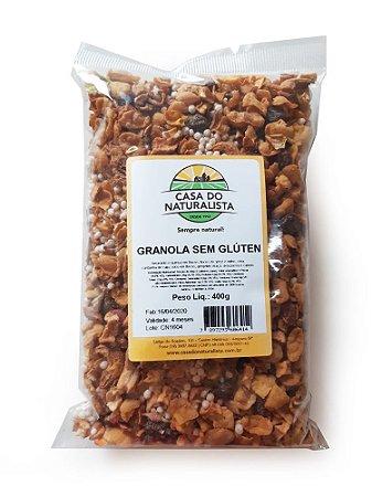 Granola s/ Glúten - Grany - 400g