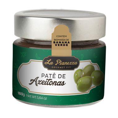 Patê de Azeitonas - 160g - La Pianezza