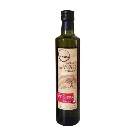 Azeite de Oliva Chileno (Extra Virgem 0,2%) 500ml - Olivatto