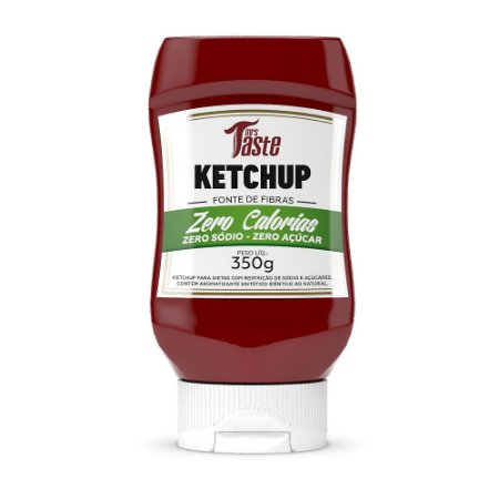Molho Ketchup - 350g - Mrs. Taste