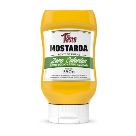 Molho de Mostarda - 350g - Mrs. Taste