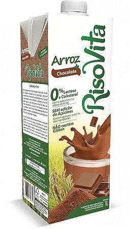 Bebida de Arroz (sabor Chocolate) 1 litro - Risovita