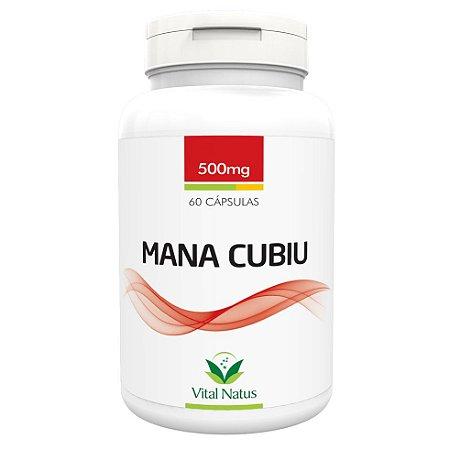 Mana Cubiu - 60 Cápsulas (500mg) - Vital Natus