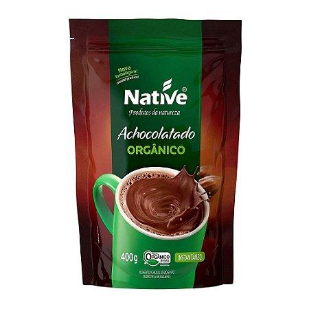 Achocolatado Orgânico Em Pó Instantâneo - Native - 400g