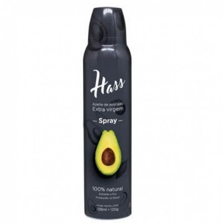 Azeite de Abacate (Spray de Avocado) - Hass - 128ml