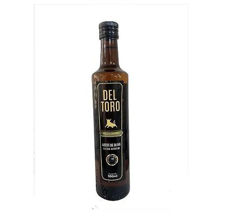 Azeite de Oliva Espanhol 0,2% - Extra Virgem - 500ml - Del Toro