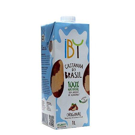 Bebida Vegetal - Castanha do Brasil - Original - 1L - Iby