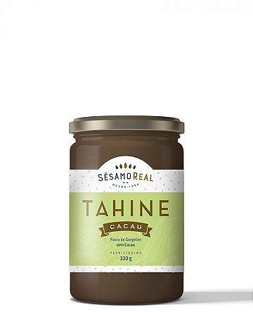 Tahine Com Cacau - 320g - Sésamo Real