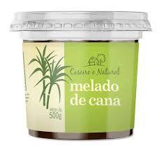 Melado de Cana - 500g - Caseiro e Natural