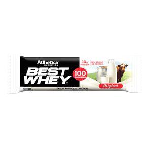 Best Whey oRIGINAL - 30g - Atlhentica Nutrition