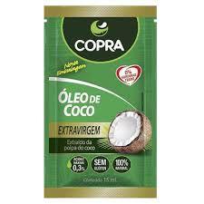 Óleo de Coco Extravirgem - 15 ml - COPRA