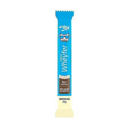 Choco Wheyfer (Baunilha) 25g - +Mu