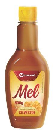Mel Silvestre - 500g - Minamel