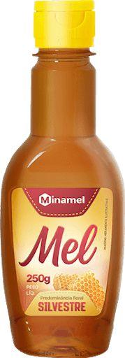 Mel Silvestre - 250g - Minamel