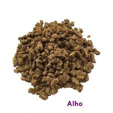 Proteína Texturizada de Soja Granulada Sabor Alho - 250g - Casa do Naturalista