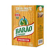 Erva Mate Chimarrão Premium - 1kg - Barão de Cotegipe