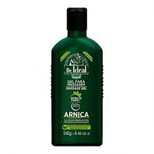 Arnica Gel Para Massagem - 240g - Dr. Ideal