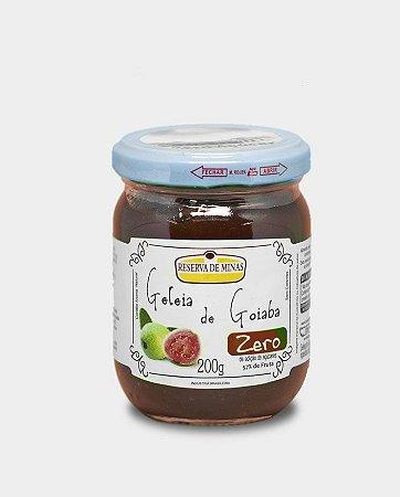 Geleia de Goiaba Zero Adição de Açúcares - 200g - Reserva de Minas