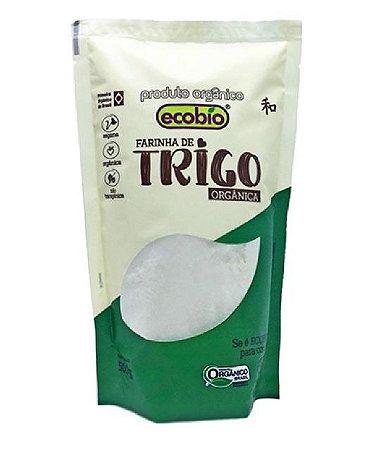 Farinha de Trigo Tipo 1 Orgânica - 500g - Ecobio