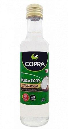 Óleo de Coco Extravirgem - 250ml - Copra