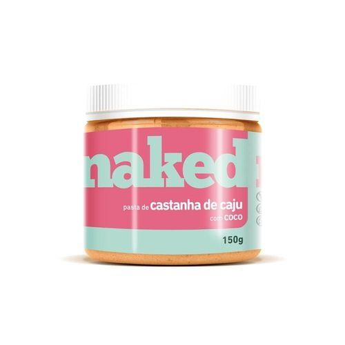 Pasta de Castanha de Caju com Coco - 150g - Naked Nuts