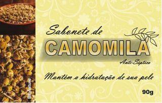 Sabonete de Camomila Antisséptico - 90g - Bionature