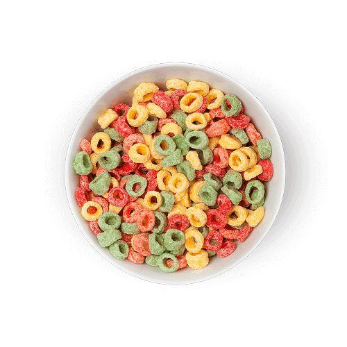 Cereal Fruit Rings - 200g - Casa do Naturalista