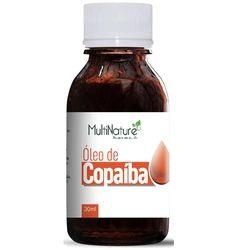 Óleo de Copaíba - 30ml - Multi Nature