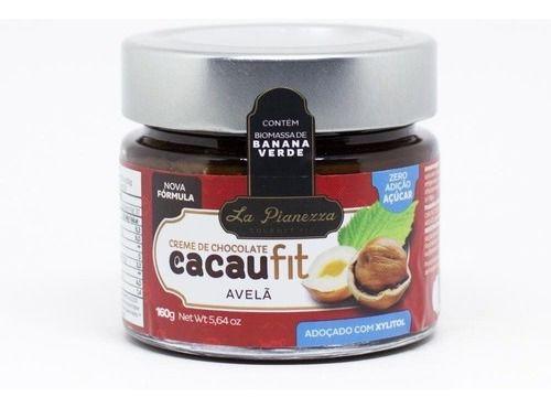 Creme de Chocolate Com Avelã - 160g - La Pianezza