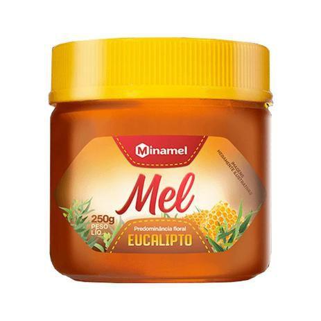 Mel Predominância Floral Eucalipto - 250g - Minamel