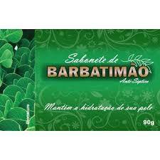Sabonete de Barbatimão Antisséptico - 90g - Bionature