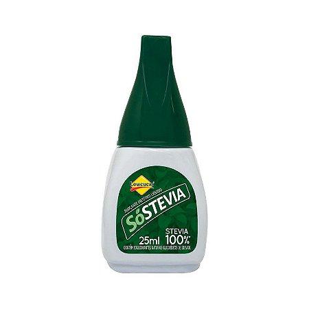 Adoçante Sóstevia - 25ml - Lowçucar