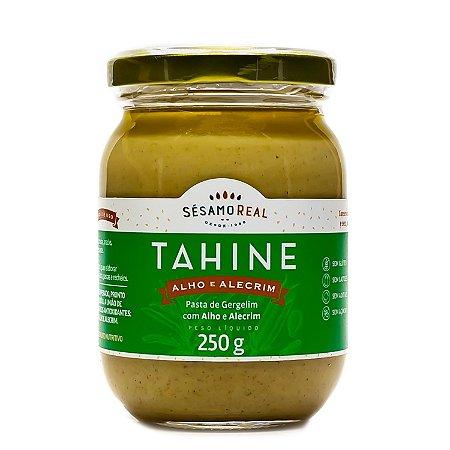 Tahine Alho e Alecrim - 250g - Sésamo Real