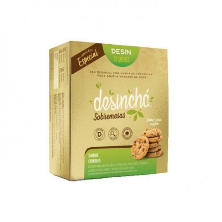 Desinchá Sabor Cookies c/ 30 sachês