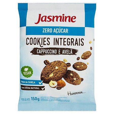 Cookies Integrais Cappuccino e Avelã - 150g - Jasmine