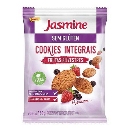 Cookies Integrais Frutas Silvestres - 150g - Jasmine