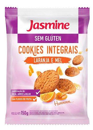 Cookies Integrais Laranja e Mel - 150g - Jasmine