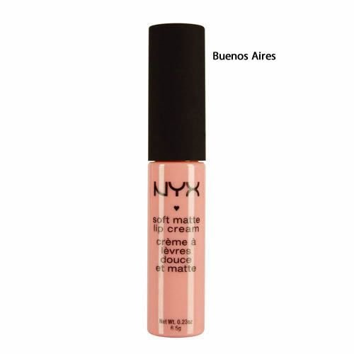 Soft Matte Lip Cream- Baton Nyx Matte