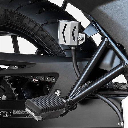 Protetor do reservatório do freio traseiro BMW 650 GS