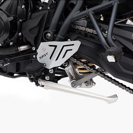 Protetor de calcanhar lado esquerdo Triumph Tiger 800