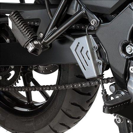 Protetor do cilindro de freio traseiro BMW G650 GS / Sertão