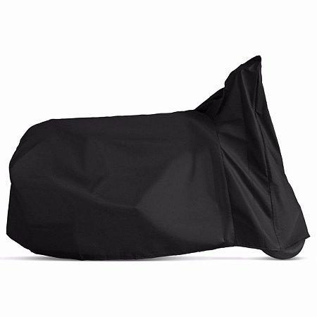 Capa Para Moto Grande Impermeável Com Forro Térmico