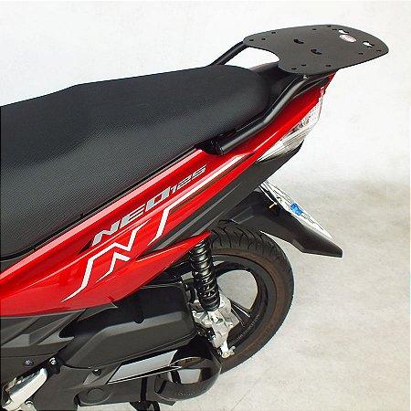 Suporte Bagageiro Yamaha Neo 125 Preto (2016 em diante) SCAM